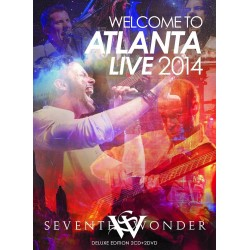 Seventh Wonder-Welcome To Atlanta Live 2014