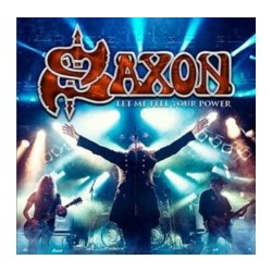 Saxon-Let Me Feel Your Power