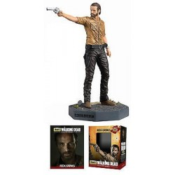 Walking Dead-Rick Grimes Collector's Models