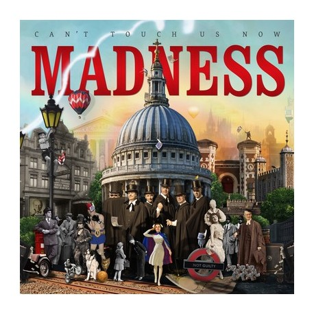 Madness-Can't Touch Us Now