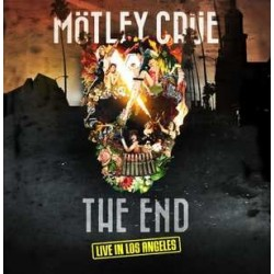Motley Crue-End Live In Los Angeles