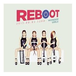 Wonder Girls-Reboot