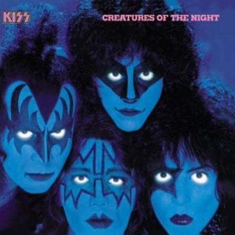 The Kiss-Creatures of the Night