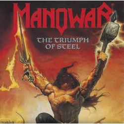 Manowar-Triumph of Steel