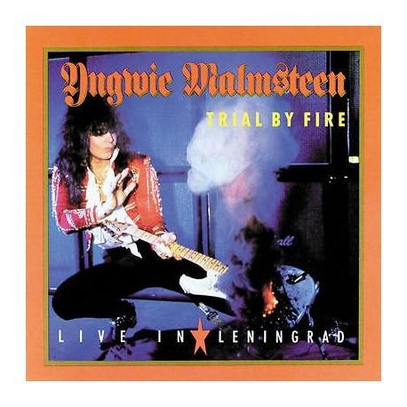 Yngwie Malmsteen-Trial by Fire - Live In Leningrad