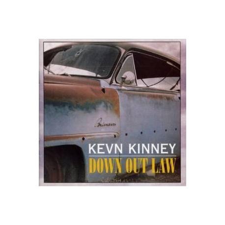 Kevn Kinney-Down Out Law