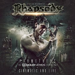 Luca Turilli's Rhapsody-Prometheus Cinematic And Live