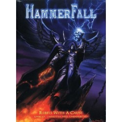 Hammerfall-Rebels With A Cause (Unruly, Unrestrained, Uninhibited)