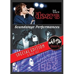 Doors-Live At the Bowl '68+Soundstage Performance+ Live In Europe 1968