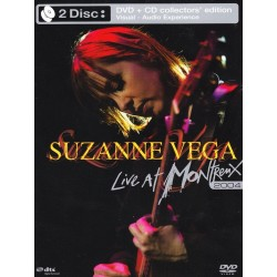 Suzanne Vega-Live At Montreux 2004