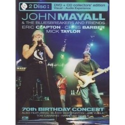John Mayall & The Bluesbreakers And Frends-70th Birthday Concert