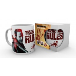 Walking Dead-There Are Rules Neagan Mug (Tazza)