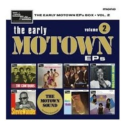 Soul / Funky Artisti Vari-Early Motown EPs Box Vol.2