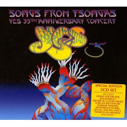 Yes-Songs From Tsongas (Yes 35th Anniversary Concert)