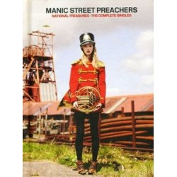 Manic Street Preachers-National Treasures (The Complete Singles)