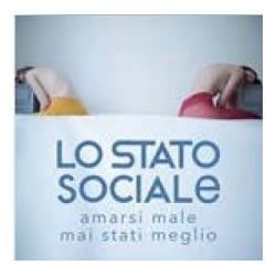 Lo Stato Sociale-Amarsi Male Mai Stati Meglio