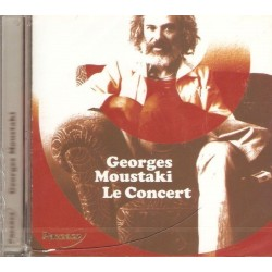 Georges Moustaki-Le Concert