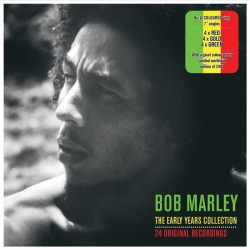 Bob Marley-Early Years Collection (24 Original Recordings)