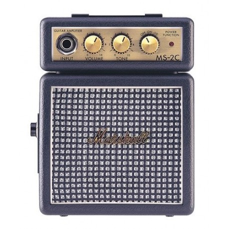 Amplificatori-Marshall Amplification MS-2C Classic Micro Amp