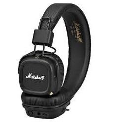 Cuffie-Marshall Headphones Major II Bluetooth Black