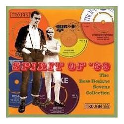 Reggae Artisti Vari-Spirit Of '69