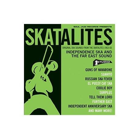 Skatalites-Independence Ska And The Far East Sound