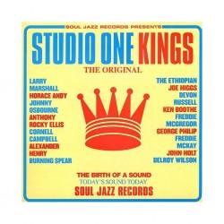 Reggae Artisti Vari-Studio One Kings