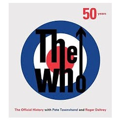 Who-Official History With Pete Townsshend And Roger Daltry 50 Years