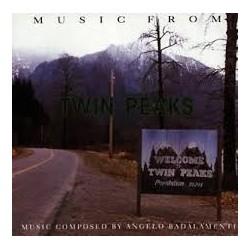 Angelo Badalamenti-O.S.T Twin Peaks