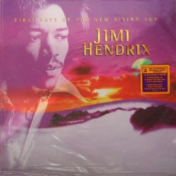 Jimi Hendrix-First Rays Of The New Rising Sun