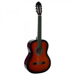 Spencer-Chitarra acustica Sunburst