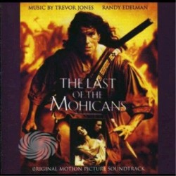 Trevor Jones / Randy Edelman-O.S.T. Last Of The Mohicans (L'ultimo Dei Moicani)