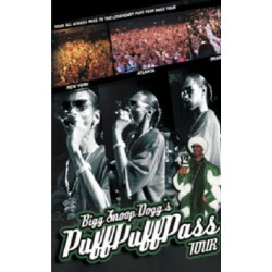 Snoop Doggy Dogg-Puff Puff Pass Tour