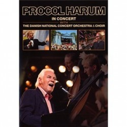 Procol Harum-In Concert With The Danish National Concert Orchestra & Choir