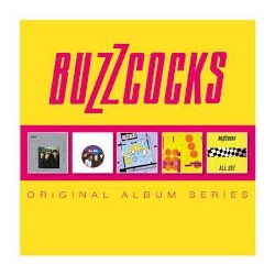 Buzzcocks-Original Album Series