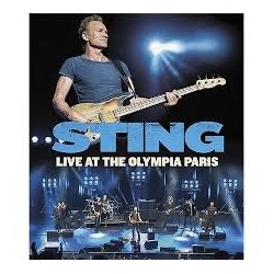 Sting-Live At The Olympia Paris