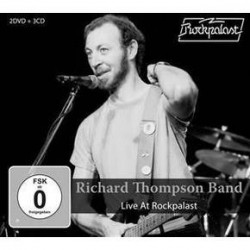 Richard Thompson Band-Live At Rockpalast