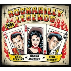 Rock'n Roll Artisti Vari-Rockabilly Legends
