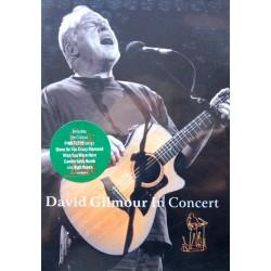 David Gilmour-David Gilmour In Concert