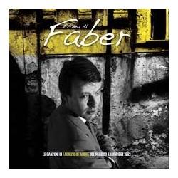 Fabrizio De Andre-Prima Di Faber (Le Canzoni Di Fabrizio De Andrè Del Periodo Karim 1961-1963)