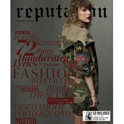 Taylor Swift-Reputation Volume 2