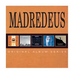 Madredeus-Original Album Series