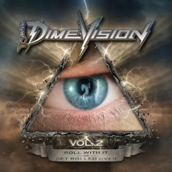Dimebag Darrell-DimeVision Vol.2 Roll With It Or Get Rolled Over