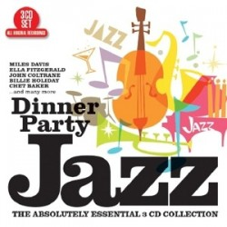 Jazz Artisti Vari-Dinner Party Jazz