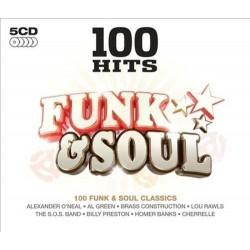 Soul / Funky Artisti Vari-100 Hits Funk & Soul