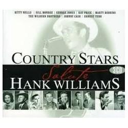 Country Artisti Vari-Country Stars Salute Hank Williams