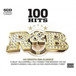 Soul / Funky Artisti Vari-100 Hits R&B