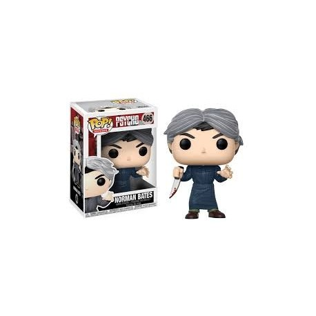 Psycho-Pop! Movies Norman Bates (466)