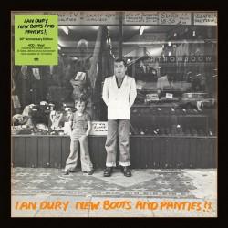 Ian Dury-New Boots Abd Panties!
