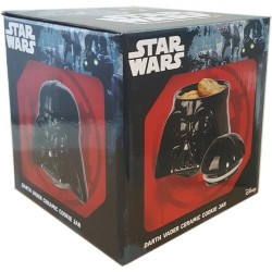 Star Wars-Star Wars Darth Vader Ceramic Cookie Jar